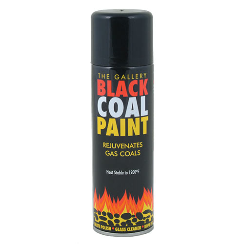 Black Coal Paint