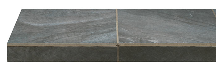 Graphite Slate Hearth